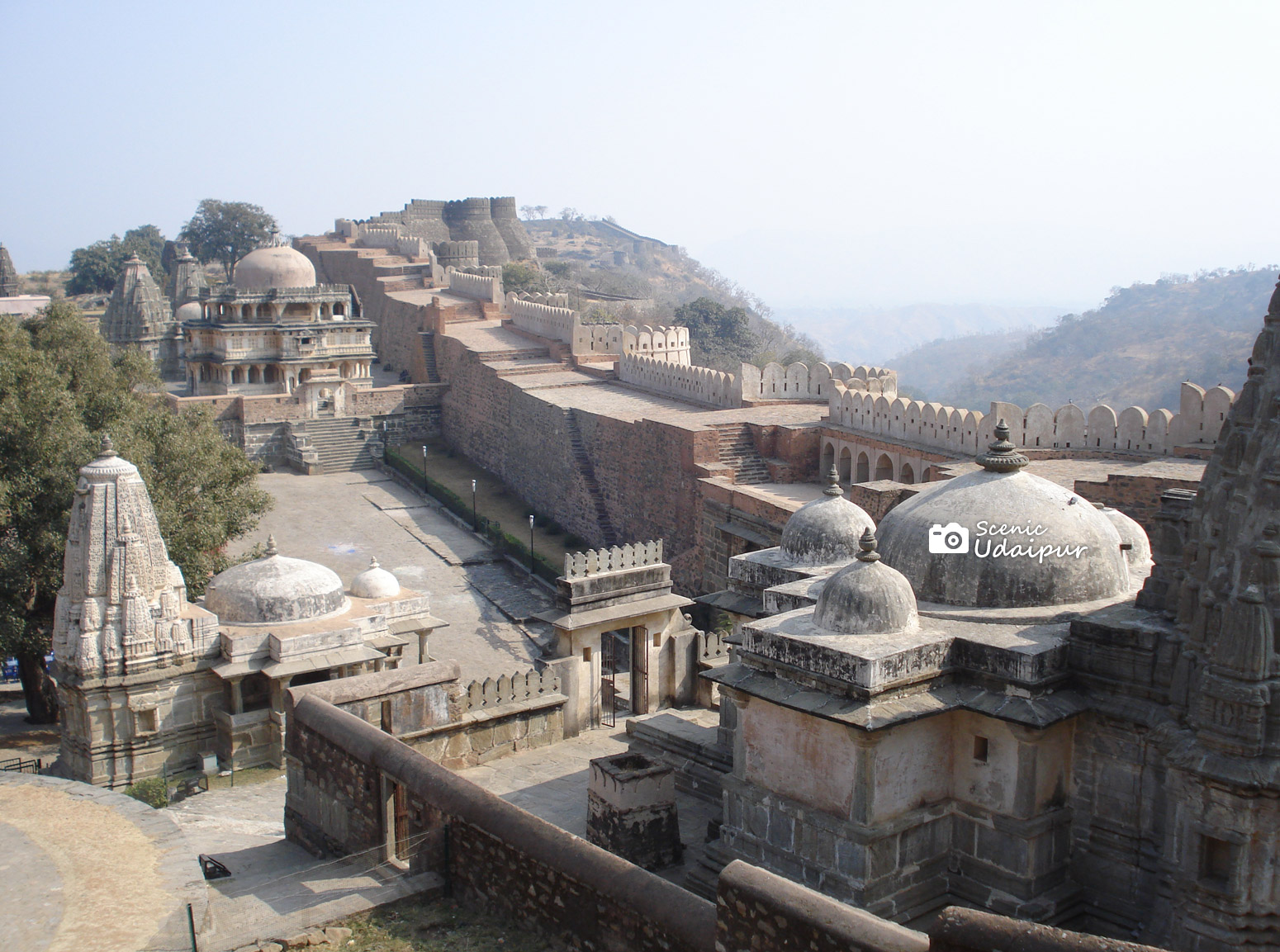 Gallery images and information: Kumbhalgarh FortUncle Rico Kyle Orton